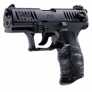 Walther P22Q 9 mm P.A.K.