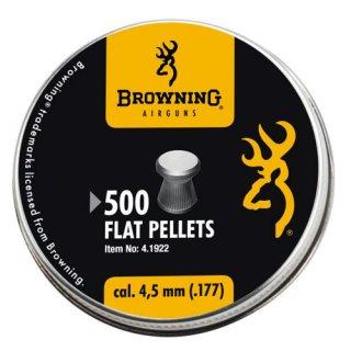 Browning Diabolos Flachkopf 4,5 mm 500 St.