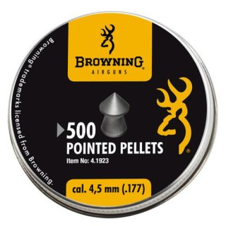 Browning Spitzkopf Diabolos 4,5 mm 500 St.