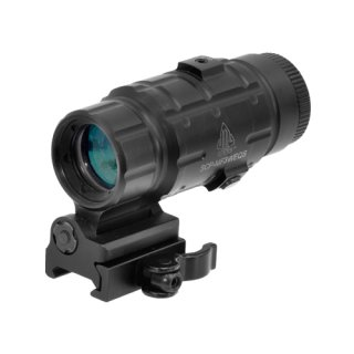 UTG 3x Magnifier Flip to Side