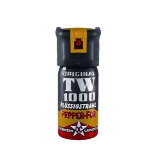 TW1000 Pepper Spray 40 ml Ballistical Jet
