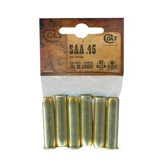 Colt SAA .45 Ladehülsen BBs