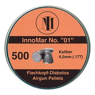 H&N IM No.1 Pellets 4,5 mm 500 pcs.