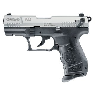 Walther P22 Bicolor 9 mm P.A.K.