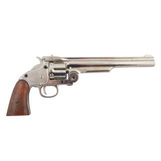 Schofield Cal.45 revolver, USA 1869, nickel