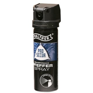Walther Pepper Spray 74 ml Conical Jet