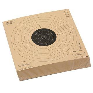 Paper Target 17 x 17 cm 50 pcs.