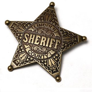 Denix Sheriffstern Lincoln County