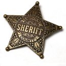 Denix Sheriffs star Lincoln County