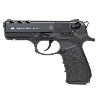 Zoraki 4918 9 mm P.A.K. black