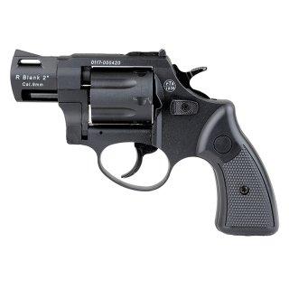 """Zoraki R2 2"""" 9 mm R.K. black"""