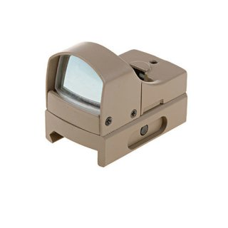 Theta Micro Reflex Sight Replica - Tan