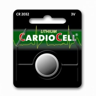 CardioCell CR2032 Battery