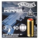 10 Pepper Cartridges 9 mm P.A.K.