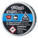 Walther Stop Blitz Patronen 9 mm P.A.K.