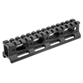 UTG Super Slim Picatinny Riser Mount 1 Height, 13 Slots