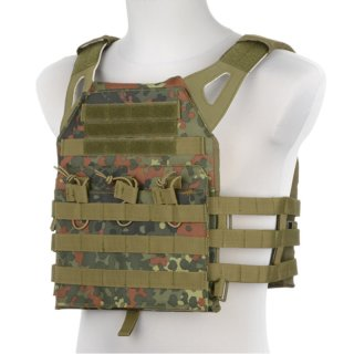GFC Plate Carrier - Flecktarn