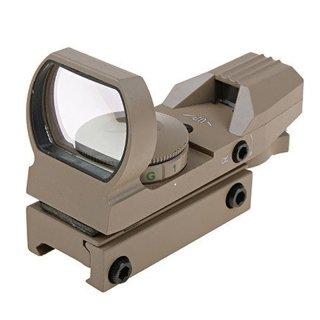 Theta Optics Reflex Sight Tan