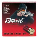 12/70 Special Skeet 2,0mm 24g Rottweil 25 pcs.