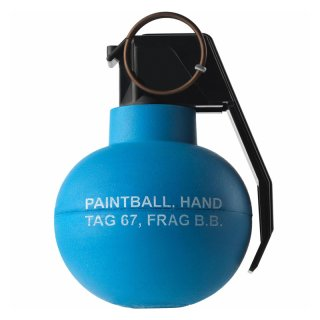 Taginn TAG-67 MilSim Paintball-Grenade