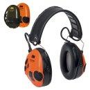 3M Peltor SportTac oliv/orange