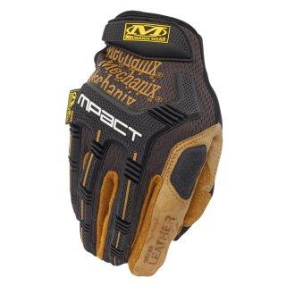 Mechanix DuraHide M-Pact Gloves Khaki L