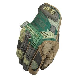 Mechanix M-Pact Gloves Woodland Woodland L