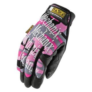 Mechanix Womens Original Handschuhe Pink S