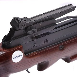 Yarrow Armbrust Model A Wood