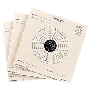 Paper Target 14 x 14 cm 100 pcs.