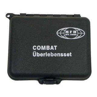 Combat Überlebensset, wasserdichte Box