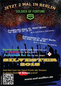 SOF GmbH Silvester-Katalog